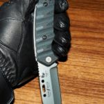 csar-t buck tops open pocket knife