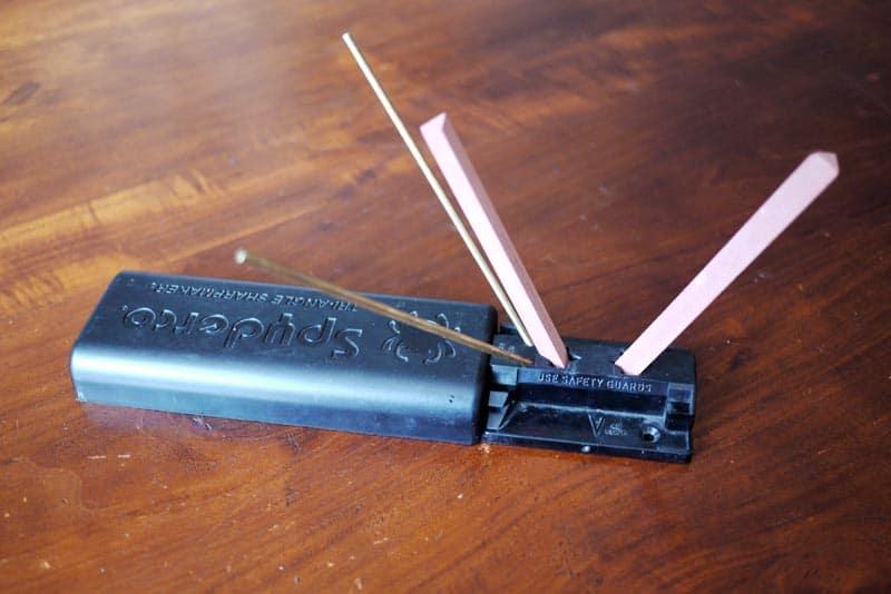best knife sharpener knifeup
