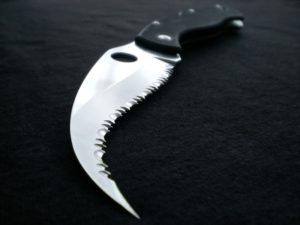 spyderco civilian blade
